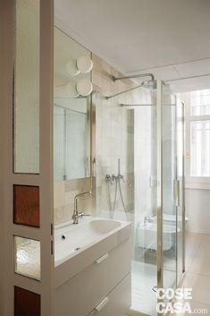Corner Bathtub, Alcove, Sweet Home, Bathrooms, Houses, Toilets, Corner Tub, House Beautiful, Bathroom