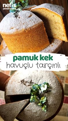 Havuçlu Tarçınlı Pamuk Kek – Nefis Yemek Tarifleri – How to Make Carrot Cinnamon Cotton Cake Recipe? Illustrated explanation of this recipe in the book of people and photos of those who have tried here Author: Tuğçe's Colorful Cuisine⭐️ Best Bread Recipe, Bread Recipes, Cookie Recipes, Dessert Recipes, Parfait Recipes, Yummy Recipes, Yummy Food, Cinnamon Recipes, Cinnamon Cake