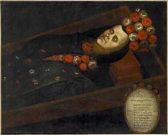 Sor María Victoria de la Santísima Trinidad (Clarisa) | Colección de Arte del Banco de la República