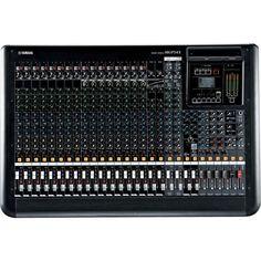 Mesa de SOM Analogica 24 Canais MGP24X Yamaha  - Super Gadgets
