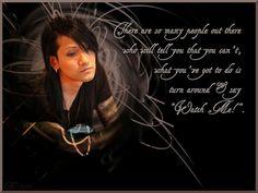 Ashlet purdy black veil brides quote