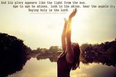 My God is always here.