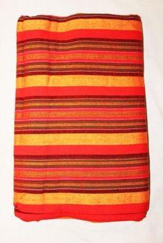Masai Shuka Blanket Cabin Picnic Upholstery Fabric Decorative Wall Hanging