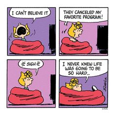 Poor Sally Brown, Charlie Brown and the Peanuts Gang.