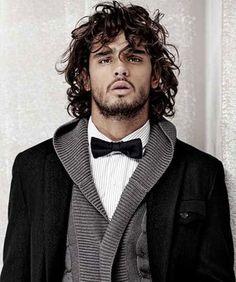 Curly Hair Styles Men | Mens Hairstyles 2014