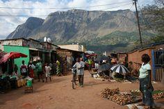 Market in Mulanje, Malawi