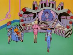 Jem and the Holograms and Synergy