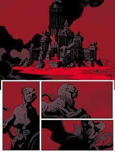 Hellboy in Hell - Episode 3  #motionbooks #madefire #darkhorsecomics #hellboy