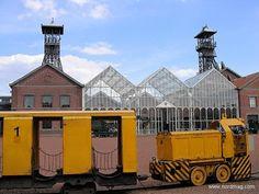 Centre Historique Minier de Lewarde  3 siècles de l'Histoire de la Mine en Nord-Pas de Calais
