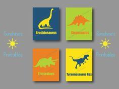dinosaurio pared decoracin de la paredarte
