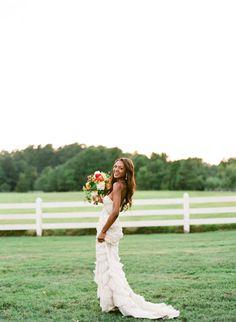 beautiful black bride #nailedit