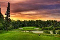 ELK RIDGE RESORT | Elk Ridge Resort, Saskatchewan, located just outside the eastern entrance to Prince Albert National Park