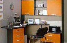 Driftwood platinum elfa wall mounted desk oficina en - Tablero vidrio malm ...