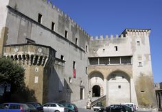 Palazzo Orsini. Pitigliano