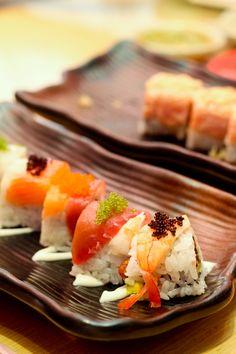 sushi any one ?
