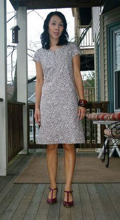 """Lisette """"Diplomat Dress"""" pattern #1878"""