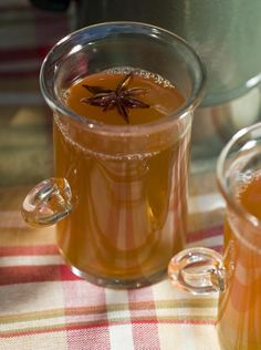 Hot Hard Apple Cider Recipe : Decorating : Home & Garden Television