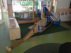 Pedagogiska miljöer - Små barns lärande Block Play, Reggio Emilia, Planer, Montessori, Activities For Kids, Kindergarten, Preschool, Classroom, Construction