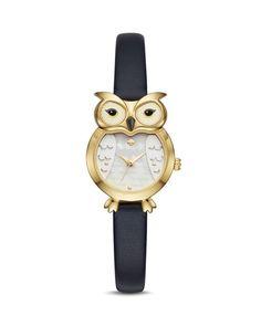kate spade new york Owl Watch, 26mm