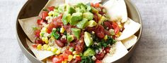 Burrito Bowl Recipe: This is our latest favorite meal, enjoyed outside on our deck on a warm evening. Eaten warm or cold, this simple burrito bowl is a tasty, satisfying treat! Plant Based Whole Foods, Plant Based Eating, Plant Based Diet, Plant Based Recipes, Veggie Recipes, Mexican Food Recipes, Whole Food Recipes, Vegetarian Recipes, Cooking Recipes