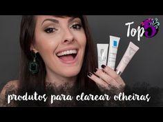 Top 5 produtos para acabar com as olheiras! - YouTube