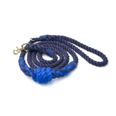 Buoy Rope Leash with grip knot.  $58  itslasso.com