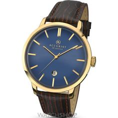 Mens Accurist London Watch 7011