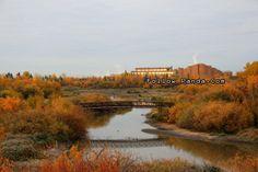 Muskoseepi Park Bear Creek Reservoir  Grande Prairie Regional College (GPRC) - Grande Prairie, Alberta, Canada   FollowPanda.Com
