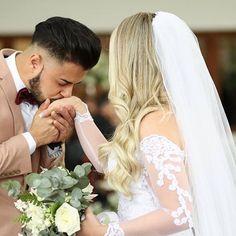 #wedding  #casamento  #noivos #penoaltar #noiva #love #lindos #indaiatuba…