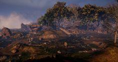 Dragon Age Inquisition DLC. The Jaws of Hakkon, Ryan Love on ArtStation at https://www.artstation.com/artwork/LRJO5