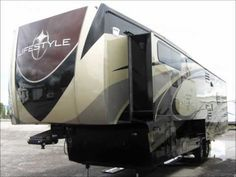 Here is a YouTube Playlist for the incredible Lifestyle RV luxury 5th wheel camper