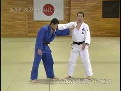 Nice Uki Waza from Kashiwazaki sensei