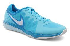 cb9133d0b2a Nike Wmns Nike Dual Fusion Tr 3 - Buty sportowe Niebieski - Sarenza.pl (