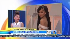 Zendaya receives high school diploma after Giuliana Rancic's 'weed' comment