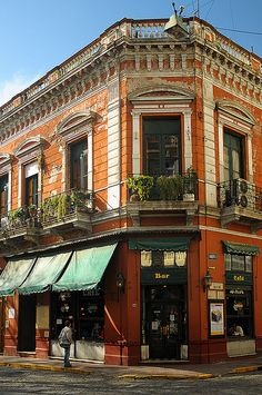 San Telmo Buenos Aires, Argentina - My second home for many years ,always a big part in my heart !