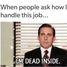 #handle #job #dead