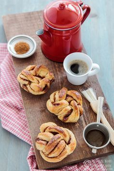We'd love to try baking kanelbullar — homemade Swedish cinnamon buns.