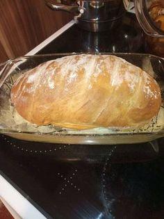 Házi készítésű kenyér Bread, Fimo, Recipes, Bakeries, Breads