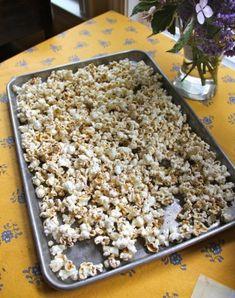 Under cover caterers cinnamon sugar popcorn recipe