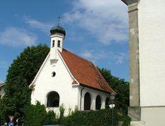 Weiler-Simmerberg - Weiler im Allgäu, Kapelle (Lindau, Bodensee) BY DE Notre Dame, Building, Buildings, Construction