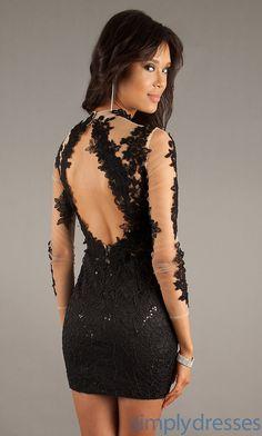How to choose suitable Short Black Dresses Mermaid Prom Dresses Lace, Lace Dress, Long Dress Fashion, Fashion Dresses, Long Sleeve Evening Dresses, Evening Gowns, Celebrity Dresses, Dresses With Sleeves, Sleeve Dresses