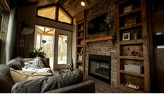 Could You Live in This Tiny Cabin?