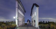 What if it's All a Front? Zacharie Gaudrillot-Roy Reimagines Buildings as Isolated Facades