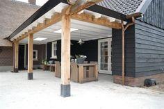 How Does Pergola Provide Shade Home And Garden, Garden Room, Outside Living, Outdoor Rooms, House Exterior, Summer House, Pergola Designs, Outdoor Patio Decor, Garden Styles
