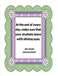 Best Practices 4 Teaching--Sharing Educational Successes: My Shining Eyes