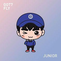 Gotoon Junior fanart Fly era! #got7 #gotoon #got7junior #junior #jr #got7fly #jinyoung @pepi_jr #진영 #주니어 #갓세븐