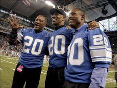 NFL Jerseys Outlet - Lem Barney of the Detroit Lions | Sports Art | Pinterest | Detroit ...