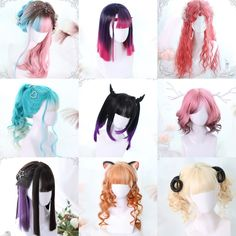 Youvimi 12 constellation limited edition wig These days Hellinger is termed the dad regarding Cosplay Hair, Cosplay Wigs, Anime Cosplay, Kawaii Hairstyles, Pretty Hairstyles, Braided Hairstyles, Kawaii Wigs, Lolita Hair, Anime Wigs