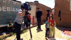 Gupta: At refugee camp, nothing makes sense CNN's Dr. Sanjay Gupta reports from a refugee settlement in the Bekaa Valley in Lebanon, which borders Syria. It's estimated that nearly 1.5 million Syrians have fled to Lebanon to escape the ongoing violent conflicts.