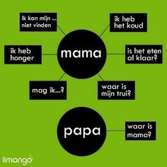 Als mama er toch niet was Dutch Quotes, Up Quotes, Information Graphics, Funny People, Wise Words, I Laughed, Feel Good, First Love, Poems